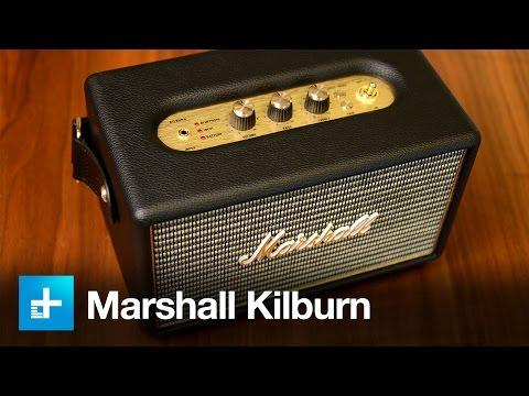 Marshall Kilburn Bluetooth Speaker – Review