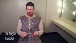 """Broadway Backstage: Tim Rogan of """"Camelot"""""""
