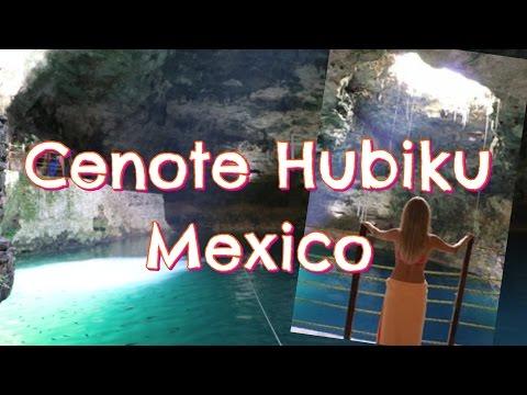 Cenote Hubiku Mexico – Riu Yucatan Playa del Carmen Mexico – Most Beautiful Cenote in Mexico