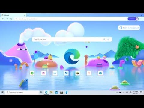 Microsoft Edge 90 brings Kids Mode, Password Monitor, and more