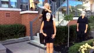 Edelstein Cosmetic Takes The Ice Bucket Challenge for ALS in Toronto