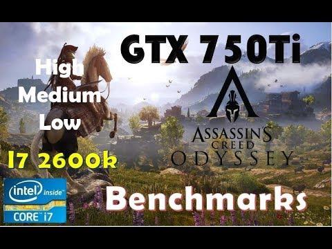 Steam Community :: Video :: Assassin's Creed Odyssey GTX 750Ti