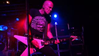Accept - Bucketful of Hate Live - Starland Ballroom 10/6/12