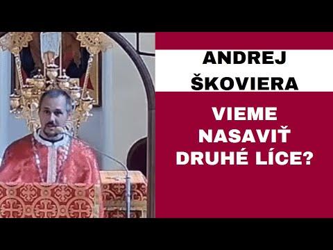 HOMÍLIA: Andrej Škoviera: Dokážeme uprednostniť svojho blížneho pred sebou?