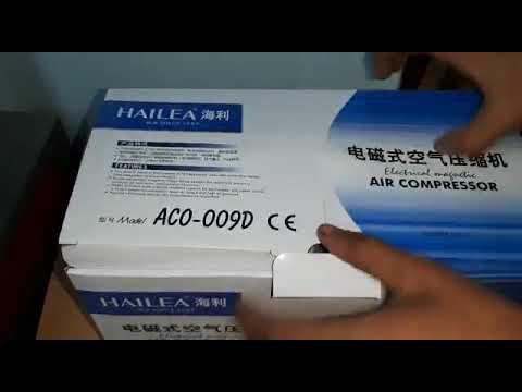 Air Compressor of Laser Cutting Machine