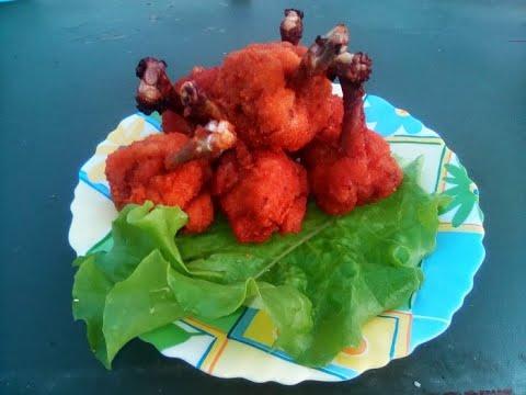 Крылышки куриные Бон Бон от Луча. Chicken wings Bon Bon
