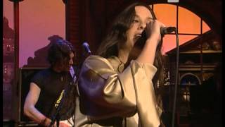 Alanis Morissette - You Learn - 1996-03-30, Live @ Harald Schmidt Show