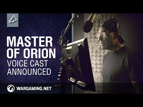 Master Of Orion Voice Cast Revealed: Mark Hamil, Alan Tudyk, Nolan North… There's A Lot