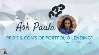 What are the Pros and Cons of Portfolio Lending?
