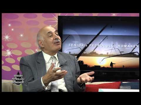 Emisiunea Seniorii Petrolului Românesc – 12 martie 2016