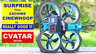 This Eachine CVATAR FPV Drone is really good! Review