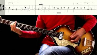 Bass TAB : Besame Mucho - The Beatles