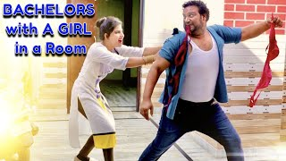 Download Video BACHELORS with A GIRL in a Room | Full Entertainment | Firoj Chaudhary MP3 3GP MP4