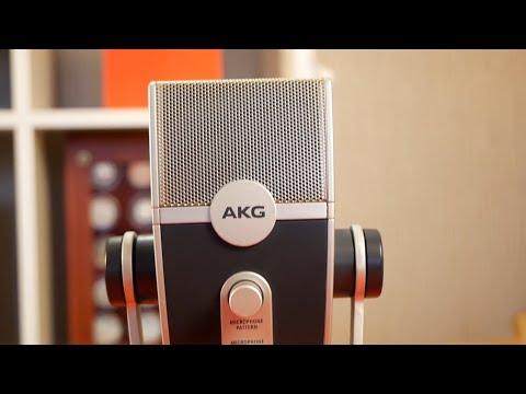 Микрофон AKG LYRA / Арстайл /