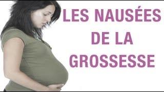Les nausées de la grossesse