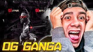 ¿La Mejor Versión De GANGA? (REACCIÓN) Miky Woodz: OG Gang   OG Ganga (Audio)