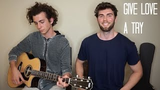 Nick Jonas   Give Love A Try   Ben Schreen Cover