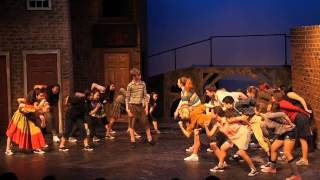 "Ridley College Presents Blood Brothers: ""Kids' Game"""