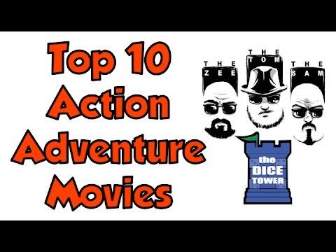 Top 10 Action/Adventure Movies
