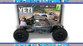 AXIAL YETI KIT - Build Review