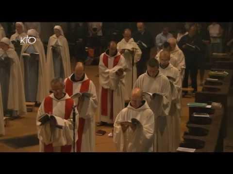 Vêpres et Eucharistie du 20 septembre 2014