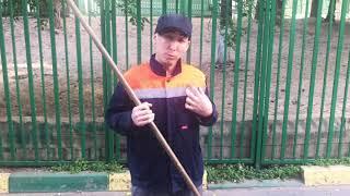 Москвада Кыргыз дворник Интернетти жарды