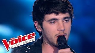 The Voice 2012 | Louis Delort - Unchained Melody (The Righteous Brothers) | Demi-Finale