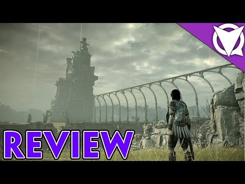 Shadow of the Colossus Review video thumbnail