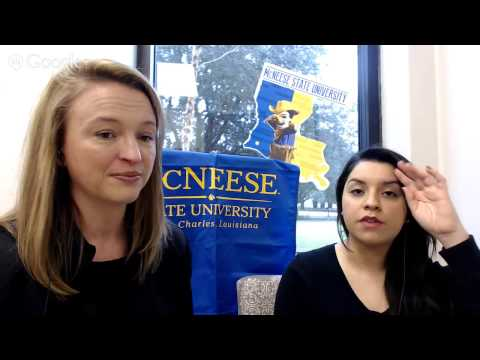 McNeese State University Hangout and Info Session