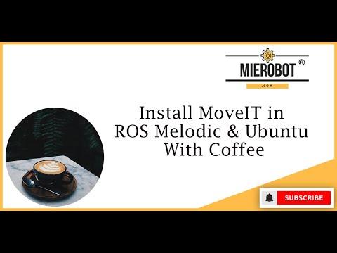 Install ROS Melodic and Opencv 3 4 2 - смотреть онлайн на