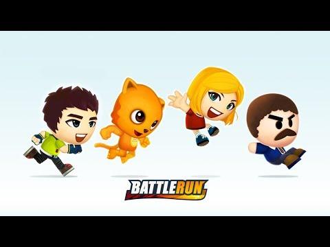 Video of Battle Run
