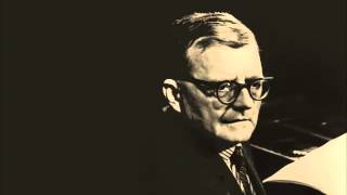 Picture of a band or musician: Shostakovich