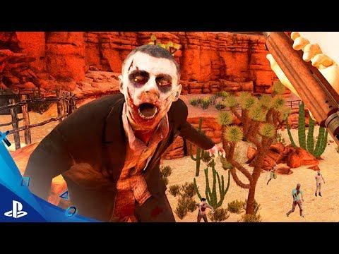 SUPERHOT y Arizona Sunshine tendrán edición física para PlayStation VR