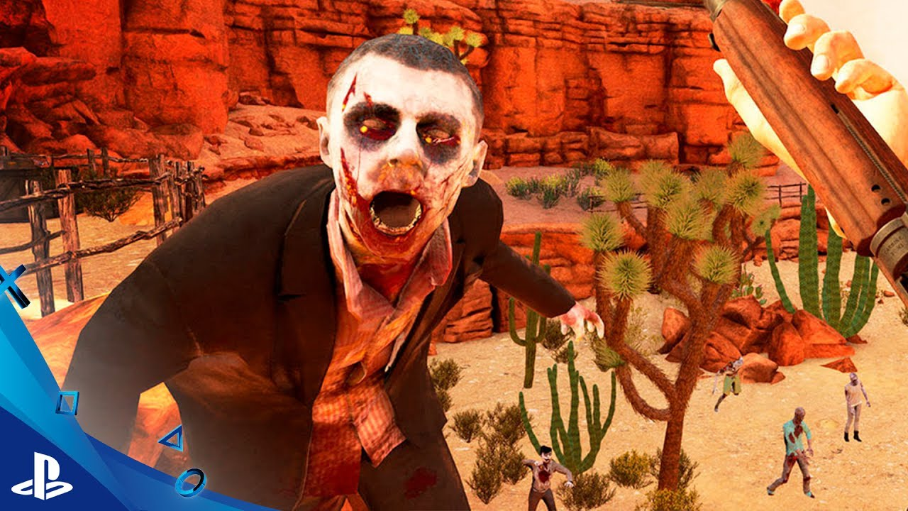 Los zombis de Arizona Sunshine se pasan al formato físico en PlayStation VR