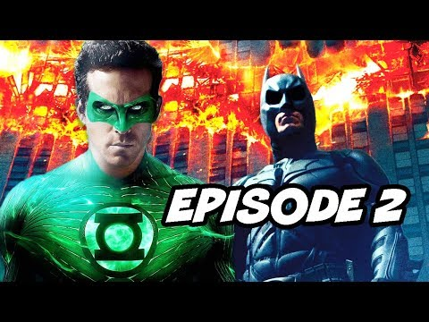 The Flash Arrow 7x09 Elseworlds Episode 2 Easter Eggs and References