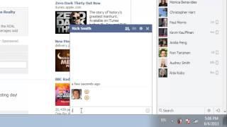 How to MakePopular Symbols in Facebook Chat