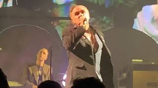 "Morrissey ""Wedding Bell Blues"" 09.18.2019 Theatre At Grand Prairie"