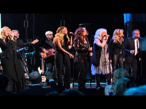 2014 Induction Tribute to Linda Ronstadt with Stevie Nicks, Carrie Underwood and friends!