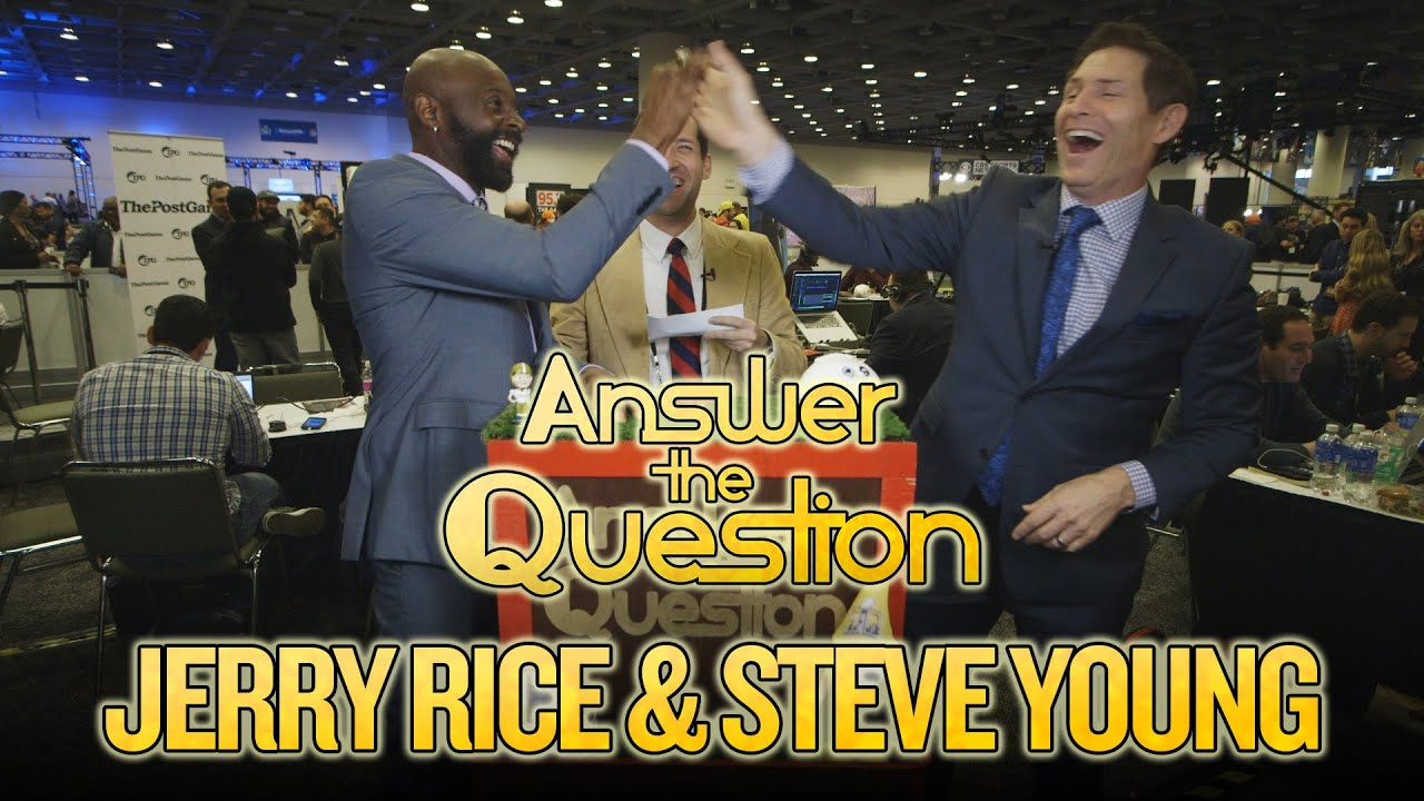 2016 Super Bowl: Jerry Rice and Steve Young insist that the big game is in San Francisco thumbnail