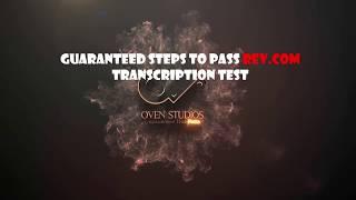4 Steps to Guaranteed acceptance into Rev.com