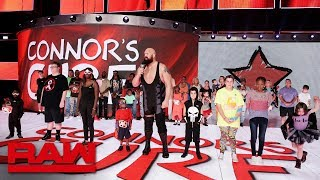Meet the Connor's Cure Superstars of Tomorrow: Raw, Sept. 10, 2018