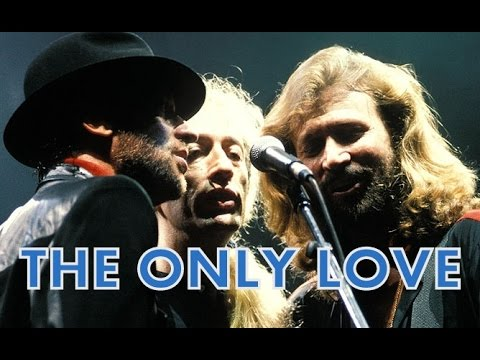 Bee Gees - The Only Love (Live in Wembley 1991)