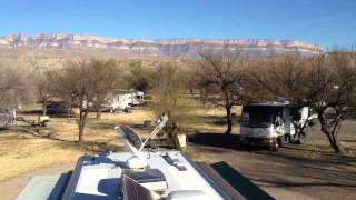 Big Bend National Park campground