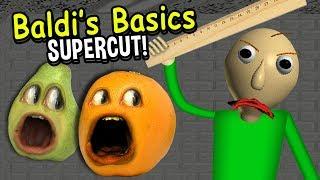 BALDI'S BASICS SUPERCUT! (Annoying Orange)