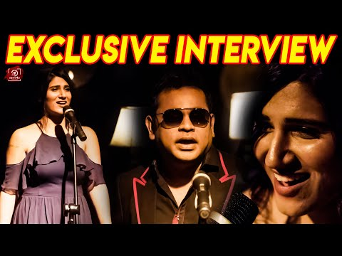 AR Rahman கிட்ட பிடிச்சது என்ன? Exclusive Interview With Shashaa Tirupati