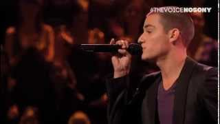 "Canal Sony | The Voice T7 - Knockouts Pt 3 - Chris Jamison ""(Sittin' On) The Dock Of The Bay"""