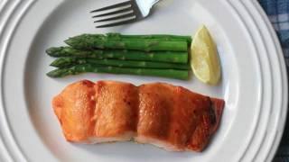 Miso Maple Salmon Recipe – Broiled Salmon with Miso Maple Glaze