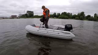 Пвх лодки таймень под мотор