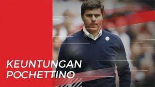 Seusai Dipecat Tottenham Hotspur, Mauricio Pochettino Dapat Tawaran dari Klub Top Eropa