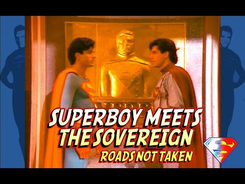 Superboy: The Legacy - Superboy Meets The Sovereign